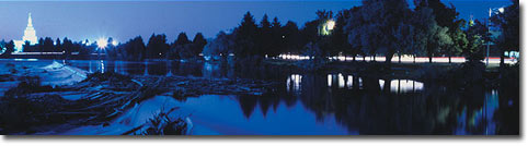 Idaho Falls Tourism Photos and Images